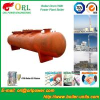 Best Condensing Gas Boiler Mud Drum Heat Insulation 10 Ton - 1000 Ton wholesale