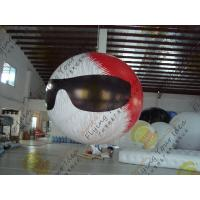 Cheap Huge Inflatable Printed Helium Balloons Versatile Fire Resistant ASTM for sale