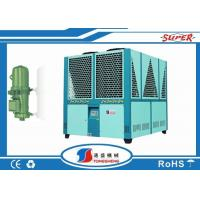 ... Cooled Screw Compressor Water Chiller With Heating Pump Plant for sale