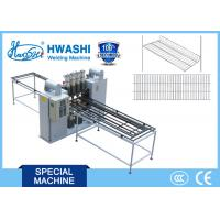 Buy cheap Multiple Heads Iron Wire Automatic Spot Welding Machine Wire Cable Trolley from wholesalers