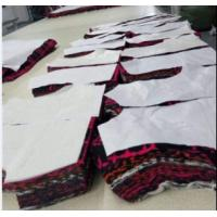 Quality High Precision Style Woven Automatic Cloth Cutting Machine For Lady 380V / 60hz wholesale