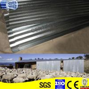 Best Corrugated Galvanised Roof wholesale