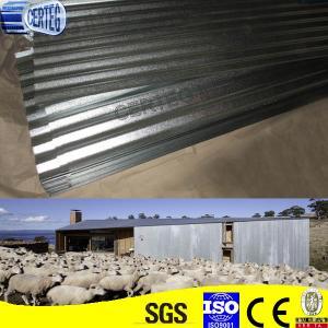 Best Galvanized corrugated panels wholesale