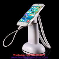 Best COMER anti-theft alarm clip stands security mobile phone charging mount bracket wholesale