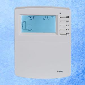 Best Intelligent Solar Water Heater Controller For Split Pressurized Solar Water Heater SR658 wholesale