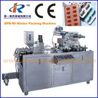 DPB-80 Automatic Blister Packing Machine