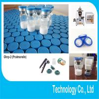 China Ghrp-2 (Pralmorelin) of High Quality Peptides Steroids (5mg/Vial 10mg/Vial) on sale