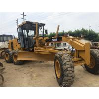 Best Caterpillar 140K Used Motor Grader New Painting 190hp CATC7 Engine Model wholesale