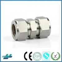 Best union connector stainless steel compression fittings hot male tube fittings wholesale
