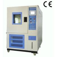 Cheap 150L Temperature And Humidity Controlled Cabinets Of High / Low Temperature Test for sale