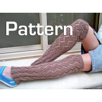 Best Custom Made Anti-slip Jacquard Decorated Brown Knitting Leg Warmers Pattern For Girls wholesale