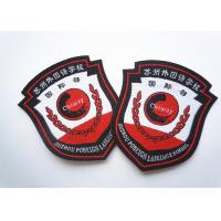 Cheap Decorative Custom Clothing Patches for sale