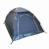 Best 2-person dome tent with single skin seam taped wholesale