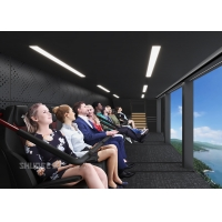 Best Future 12 KW Seats Motor Air Theater With Over 50 Movies In Amusement Park wholesale