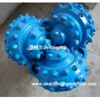 Buy cheap IADC 537G Tricone Bit / tricone drill bit /water well tricone bit from wholesalers