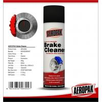 Best 450ml Safety Professional Car Cleaning Products , Car Brake Cleaner For ABS Brakes wholesale