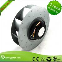 Best 310mm EC Motor Centrifugal High Volume Fans Blowers Quiet Operation For Cooling wholesale