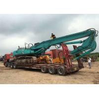 Best Kobelco Sk460 Excavator Boom Arm Long Special Design For Pile Driver Work wholesale