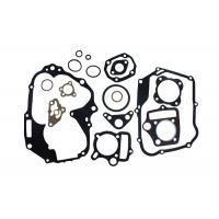 Best Oil Resistant Black Motorcycle Gasket , CD100 Motorcycle Engine Gaskets wholesale