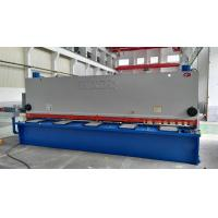 Best Electric Hydraulic Guillotine Shear Cutting Raw Material With Numeric - Control System wholesale