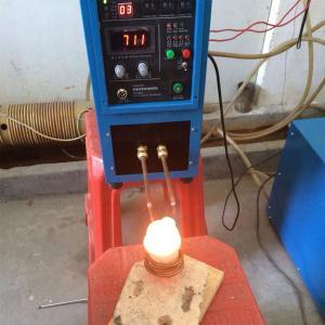 Best Mini Induction Heating Melting Furnace 1-2kg for Gold Silver Copper Smelting wholesale
