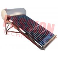 Best Automatic Solar Water Heating System , Black Pipe Solar Water Heater Multi Purpose wholesale