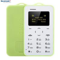 Best Ultra Thin Very Small Mobile Phone Setro M5 Credit Card Sized With MP3 Player wholesale