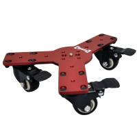 Cheap Tri-Wheel Video Stabilization Table Dolly System for DSLR Cameras & Camcorders for sale