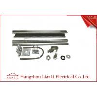 Cheap Electro Strut Channel Fittings Steel U Channel Slotted or None Slotted , long Length for sale