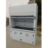 Best 1800 width Laboratory Furniture Safe Ductless Fume Hood Exhuasted System CE / ISO wholesale