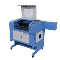 Best Small 60W Acrylic Leather MDF Co2 Laser Cutting Machine 500*400mm wholesale
