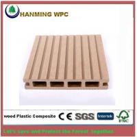 Best New High Quality Wood Plastic Composite WPC Outdoor Decking/Eco-friendly Pretty High Density Outdoor WPC Flooring Wood P wholesale