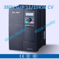 China 11kw/15kw VC G/P Vector Control Transducer VFD Three Phase frequency converter pump  motor AC drive transducer on sale