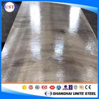 China ASTM A618 Standrad A3 Cold Work Tool Steel Bar , Steel Flat Bar For Mechanical on sale