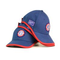 Best Customizable Blue Embroidered Baseball Caps Sports Caps With Embroidered Patch wholesale
