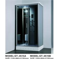 Best Durable Walk In Steam Shower Cubicle , Jacuzzi Steam Shower Cabins With Seat wholesale
