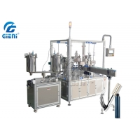Buy cheap 20L Tank 14ml Rotary Mascara Filling Capping Machine from wholesalers
