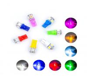 Best car LED T10-5smd 5050 width lamp\license lamp wholesale