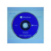 Buy cheap 64Bit Online Activate Windows 10 Pro OEM Sticker / Windows 10 Professional Dvd from wholesalers