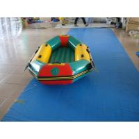 Cheap Flame Retardant and UV Resistance Hot Air Welded Machine Inflatable Sports Boat for sale