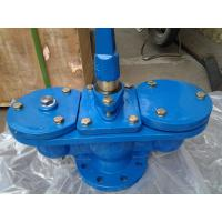 """Best Water Air Bleed Valve With Double Ball 3"""" And Flat Face Flange AS Per ASME B16.5 wholesale"""