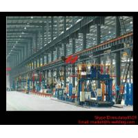 Best Gantry Type Vertical Automatic Welding Machine for H Beam Line High Efficiency wholesale
