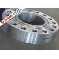 Cheap Chrome Moly Alloy Pipe Flanges for sale