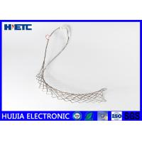 Best 7/8 Inch Feeder Coaxial Cable Stainless Steel Strain Relief , Telecom Tool Wire Mesh Cable Grip wholesale