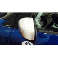 Best ABS Chrome Mirror Covers / Mirror Overlays For Mercedes Benz Smart 2015 wholesale