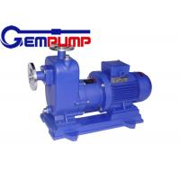 Best JMZ Stainless steel self-priming pump with mechanical seal assembly wholesale