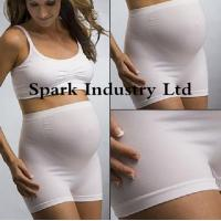 Best Seamless Stretchable Maternity Briefs , Anti-Radiation Pregnant Clothing wholesale