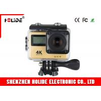 Best Wireless Professional Sports Camera With Touch Screen And Fish Eye Lens wholesale