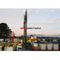Best Solids control system for various well drilling fluids process at Aipu solids wholesale