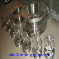 Best 16 NB CL 150 SCH 20 SS Forged Steel Flanges ASTM A182 GR Nace MR -01-75 Pipe Class C01d wholesale